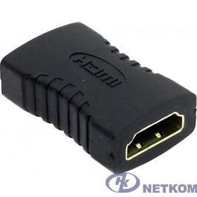 ORIENT Переходник-соединитель C496, HDMI F - HDMI F, позолоч.разъемы (27496)