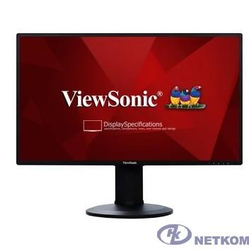 "LCD ViewSonic 27"" VG2719-2K черный {IPS LED 2560x1440 75Hz 5ms 10bit(8bit+FRC) 300cd 178/178 1000:1 2xHDMI1.4 DisplayPort1.2 VESA 2x3W AudioOut}"