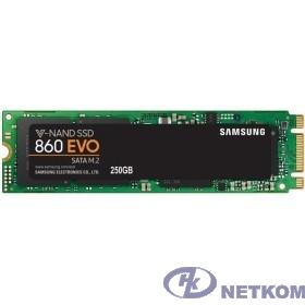 Samsung SSD 250Gb 860 EVO M.2 MZ-N6E250BW
