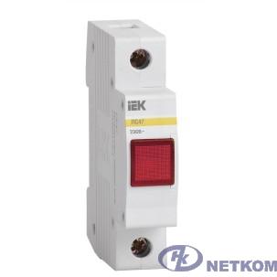 Iek MLS10-230-K04 Сигнальная лампа ЛС-47 (красная) (неон) ИЭК