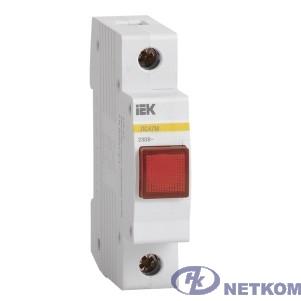 Iek MLS20-230-K04 Сигнальная лампа ЛС-47М (красная) (матрица) ИЭК