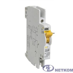 Iek MVA30D-AKS Контакты дополнительные универсальные КДУ60 на DIN-рейку ИЭК