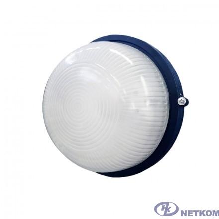Iek LNPP0-1301-1-060-K02 Светильник НПП1301 черный/круг 60Вт IP54  ИЭК