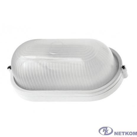 Iek LNPP0-1401-1-060-K01 Светильник НПП1401 белый/овал 60Вт IP54  ИЭК