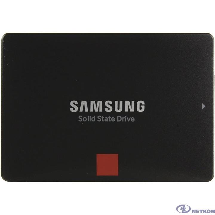 Samsung SSD 512Gb 860 PRO Series MZ-76P512BW {SATA3.0, 7mm}
