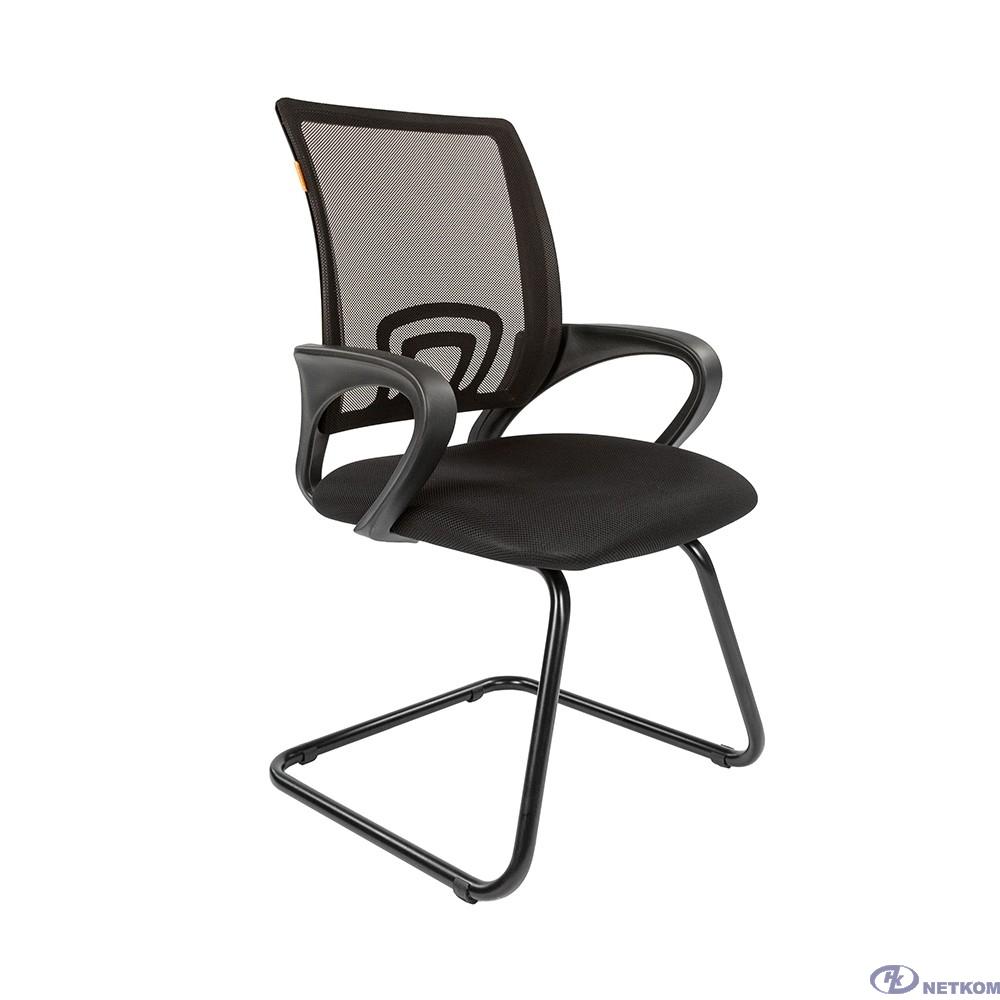 Офисное кресло Chairman    696 V  Россия     TW-01  черный [7018101]