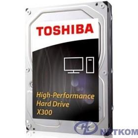 """4TB Toshiba X300 (HDWE140EZSTA) RETAIL {SATA 6.0Gb/s, 7200 rpm, 128Mb buffer, 3.5""""}"""