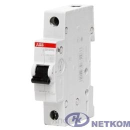 ABB 2CDS241001R0164 Автоматич.выкл-ль 1-пол. SH201L C16