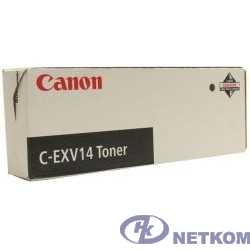 Canon C-EXV14(2 тубы)  0384B002 Тонер для  iR2016/2020, Черный,  2 x 8300 стр.