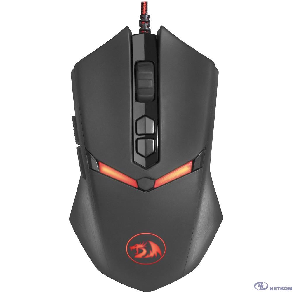Redragon Nemeanlion 2 {Проводная игровая мышь, оптика, RGB, 7200dpi} [70438]