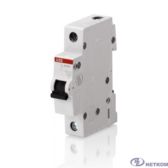 ABB 2CDS241001R0064 Автоматич.выкл-ль 1-пол. SH201L C6