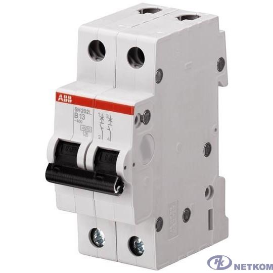 ABB 2CDS242001R0324 Автоматич.выкл-ль 2-пол. SH202L C32