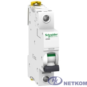 Schneider-electric A9F79120 АВТ. ВЫКЛ.iC60N 1П 20A C