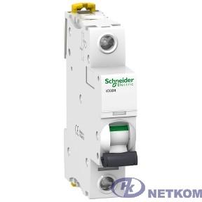 Schneider-electric A9F79163 АВТ. ВЫКЛ.iC60N 1П 63A C