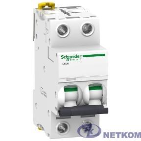 Schneider-electric A9F79216 АВТ. ВЫКЛ.iC60N 2П 16A C