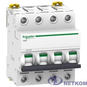 Schneider-electric A9F88416 АВТ. ВЫКЛ.iC60H 4П 16A B