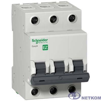 Schneider-electric EZ9F14332 АВТ. ВЫКЛ. EASY 9 3П 32A B 4,5кА 400В =S=
