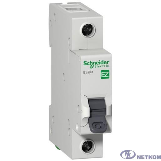 Schneider-electric EZ9F34150 АВТ. ВЫКЛ. EASY 9 1П 50А С 4,5кА 230В =S=