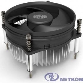 Cooler Master for Intel I30 (RH-I30-26FK-R1)  Intel 115*, 65W, Al, 3pin