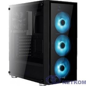 """MidiTower  AeroCool """"Quartz RGB"""" ATX 2.03,  без б/п 68958"""