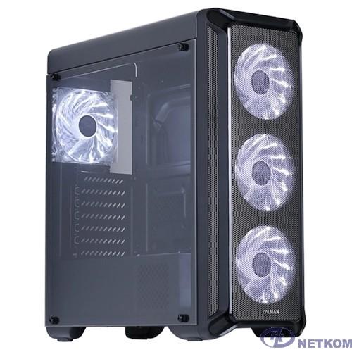 MidiTower Zalman  I3 Black