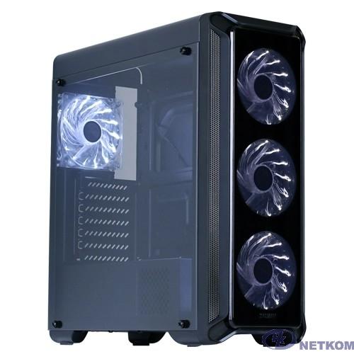 MidiTower Zalman I3 Edge Black