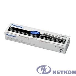 Panasonic KX-FAT88A/E(7) Тонер-картридж {KX-FL401/402/403/FL423,  FLC411/412/413, (2000стр.)}