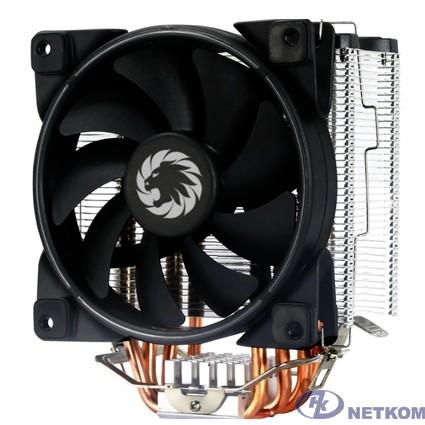 GameMax Gamma 500 RGB Кулер универсальный, Intel/AMD TDP 187W CPU