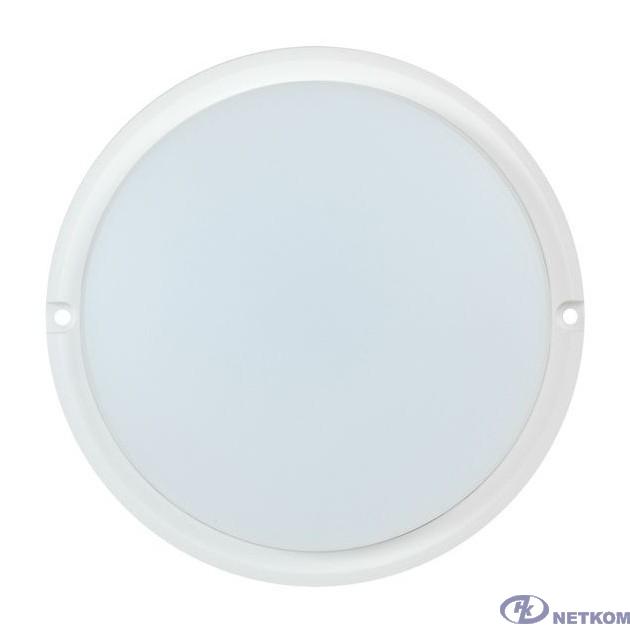 Iek LDPO0-4003-15-4000-K01 Светильник LED ДПО 4003 15Вт IP54 4000K круг белый IEK