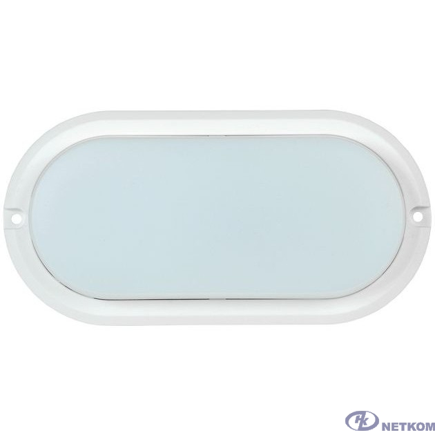 Iek LDPO0-4011-8-4000-K01 Светильник LED ДПО 4011 8Вт IP54 4000K овал белый IEK