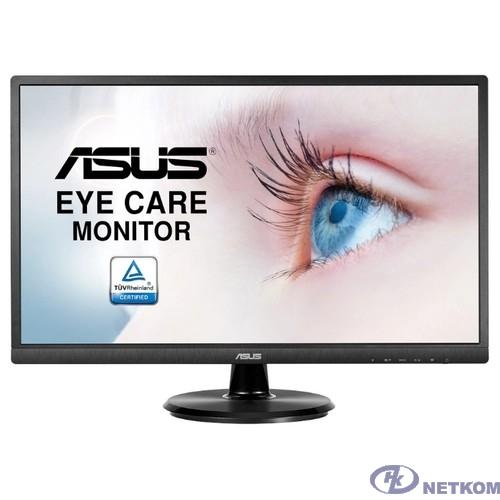 "ASUS LCD 23.8"" VA249HE черный {VA 1920x1080 5ms 250cd 178/178 3000:1 D-Sub HDMI Tilt VESA} [90LM02W1-B02370]"