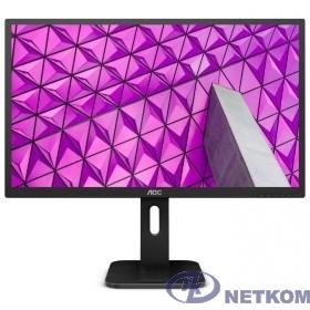 "LCD AOC 27"" Q27P1 Black  {IPS LED 2560x1440 76hz 5ms 10bit(8bit+FRC) 178/178 250cd 1000:1 D-Sub DVI HDMI1.4 DisplayPort1.2 4xUSB3.0 AudioOut 2x2W VESA}"