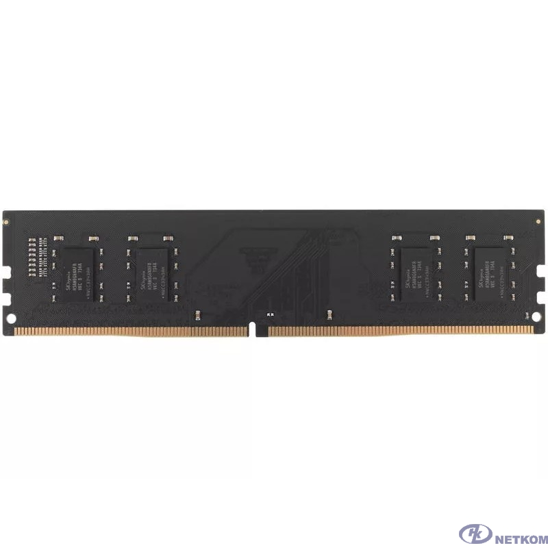 QUMO DDR4 DIMM 8GB QUM4U-8G2666P19 PC4-21300, 2666MHz