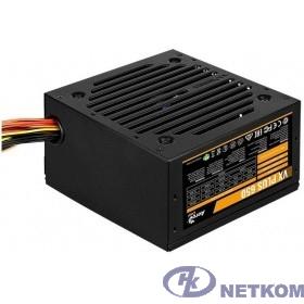 Aerocool 650W VX-650 PLUS  (24+4+4pin) 120mm fan 3xSATA RTL