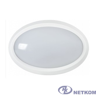 Iek LDPO0-5020-08-4000-K01 Светильник LED ДПО 5020 8Вт 4000K IP65 овал белый