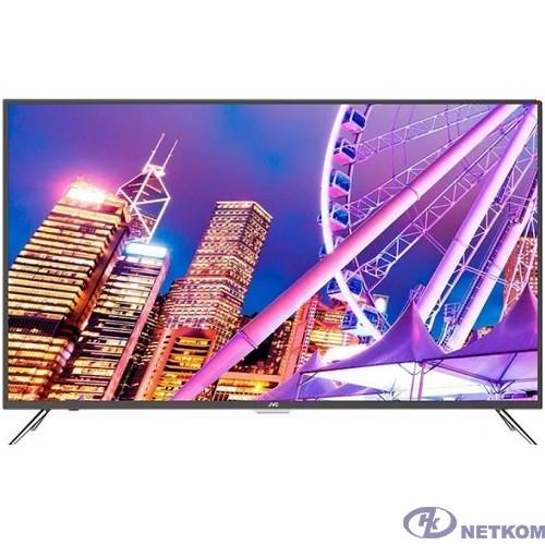 JVC LT-43M685 серый {SmartTV (Android), FHD, 1920x1080, DVB-C, DVB-T, DVB-T2,  Слот CI/PCMCIA,  Яркость 300 Кд/м?}