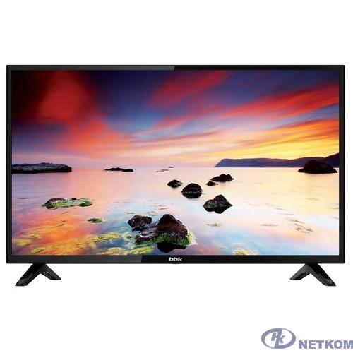 """BBK 32"""" 32LEM-1043/TS2C черный {HD READY/50Hz/DVB-T2/DVB-C/DVB-S2/USB (RUS)}"""