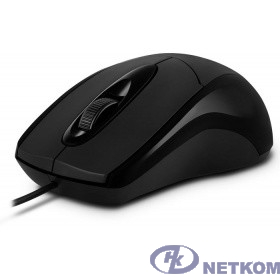 SVEN  RX-110 PS/2 чёрная (2+1кл. 1000DPI, кор)