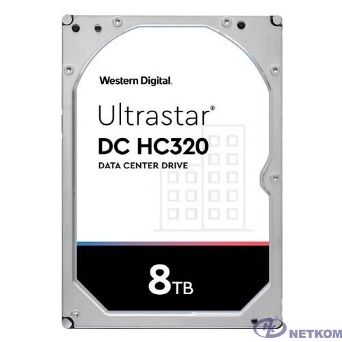 """8Tb WD Ultrastar DC HC320 (HUS728T8TAL5204) {SAS 12Gb/s, 7200 rpm, 256mb buffer, 3.5""""} [0B36400]"""