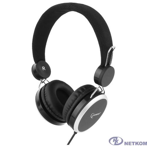 Gembird MHP-300, черный, кабель 1.5м