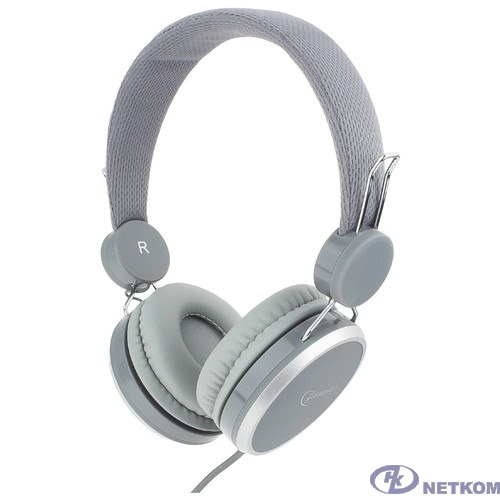 Gembird MHP-300-G, серый, кабель 1.5м