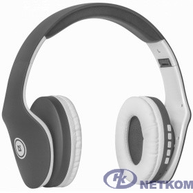Defender FreeMotion B525 серый+белый, Bluetooth [63527]
