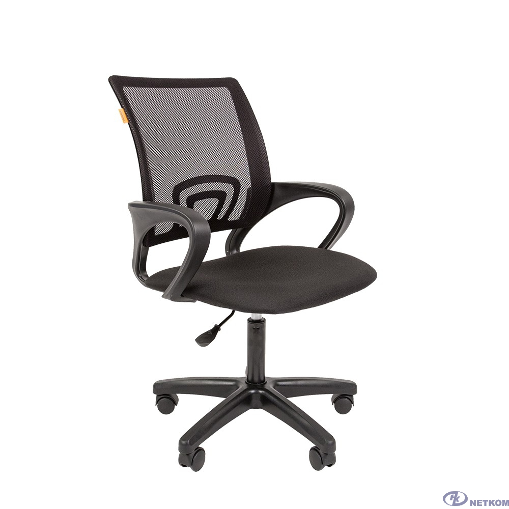 Офисное кресло Chairman    696  LT  Россия     TW-01 черный (7024145)