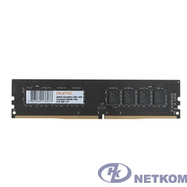 QUMO DDR4 DIMM 16GB QUM4U-16G2400P16 PC4-19200, 2400MHz