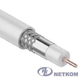 Proconnect 01-2205 Кабель RG-6U, (48%), 75 Ом, 100м., белый  PROCONNECT