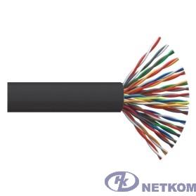 ITK LC3-C5E25-139 Кабель связи витая пара U/UTP, кат.5E 25 x 2 x 24AWG solid, LDPE, 305м, черный