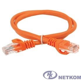 ITK PC07-C5EU-5M Коммутационный шнур (патч-корд), кат.5Е UTP, 5м, оранжевый