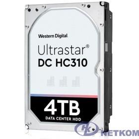"""4Tb WD Ultrastar DC HC310 (HUS726T4TAL5204) {SAS 12Gb/s, 7200 rpm, 256mb buffer, 512E SE, 3.5""""} [0B36048]"""