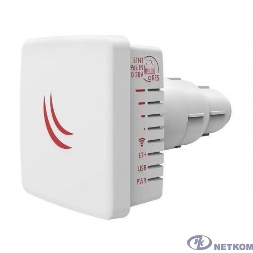 MikroTik RBLDFG-5acD Беспроводная точка доступа LDF 5 ac, 1Gbit RJ45, 5 ГГц (ac), MIMO 2х2, 25 дБм