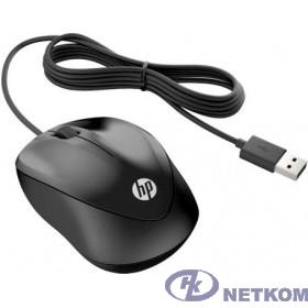 HP 1000 [4QM14AA] Mouse USB Black